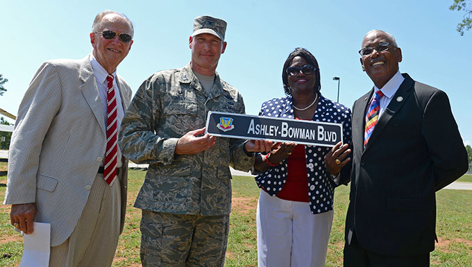 Shaw, Sumter honor Tuskegee Airmen