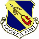 4th Fighter Wing shield