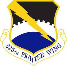 325th Fighter Wing Shield