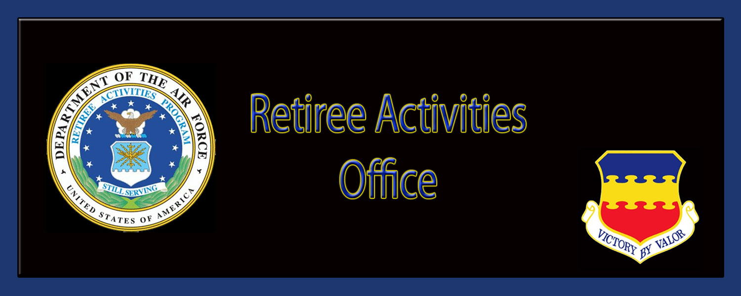 20th Fighter Wing Retiree Activities Office