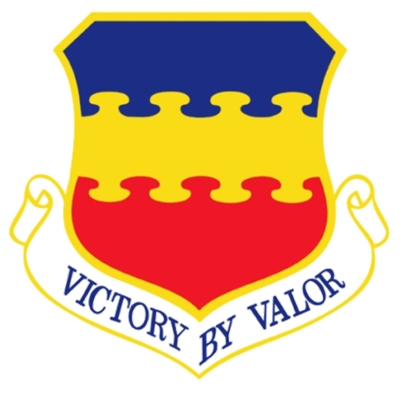 20th Fighter Wing Shield